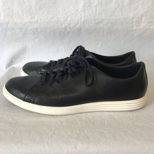 Cole Haan Grand Crosscourt Leather Shoes
